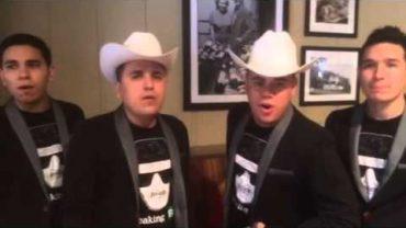 Los  Cuates de  Sinaloa Sings for Momma Knows Best