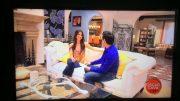 Rosalyn Sanchez Interview On Univision Atlanta